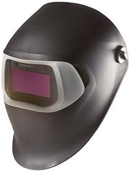 3M Speedglas 37231 07-0012-11BL Black Welding Helmet 100 Aut