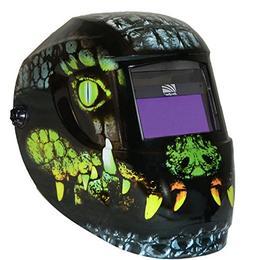 ArcOne 2500V-0173 Croc Carrera Welding Helmet with 2500V Fil