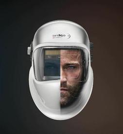 Optrel 1006.900 Crystal 2.0 Auto-darkening Welding Helmet Si