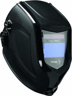 Optrel 1007.000 p550 Welding Helmet, Unpainted Black