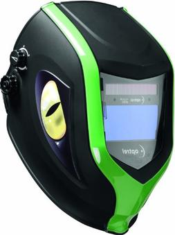 Optrel 1007.010 p550 Welding Helmet, Black-Green