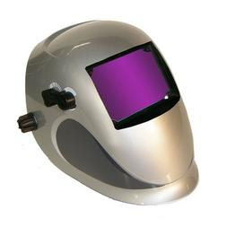ArcOne 6000V-1185 Shade Master Silver-Grey Welding Helmet