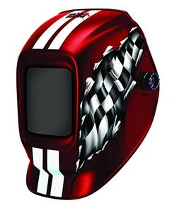 Shark 14264 Red Racing Helmet Shade #10 Fixed Non-Auto Darke
