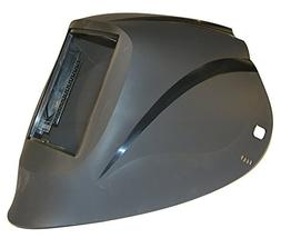 """ArcOne 2-1500 Black Vision Welding Helmet Shell for 5 x 4"""" I"""