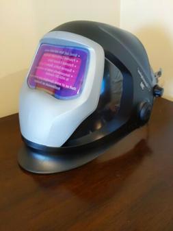 3M 06-0100-20HASW Welding Helmet, Shade 5, 8 to 13