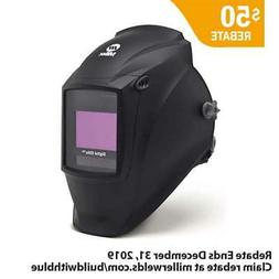 Miller 281000 Digital Elite Welding Helmet with ClearLight L