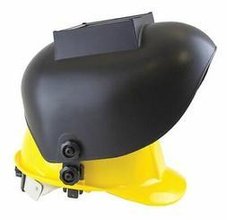 """Sellstrom 28902-10 Welding Helmet, Fixedfront, Plate 4-1/2""""H"""