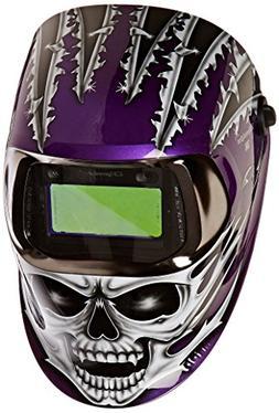3M 07-0012-31RS Speedglas Raging Skull 100 Series Helmet