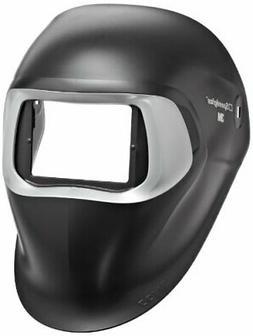 3M 07-0012-00BL Black Welding Helmet 100, no Hea
