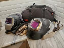 3m welding helmet 9100MP