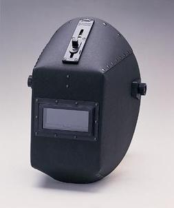 400 Vulcanized Fiber Welding Helmet With 117A Headgear And 2