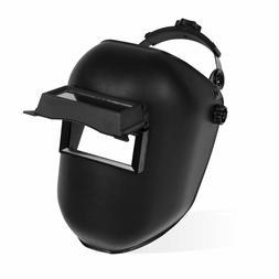 Neiko 53847A Industrial Grade Welding Helmet w/Flip Lens,Sha