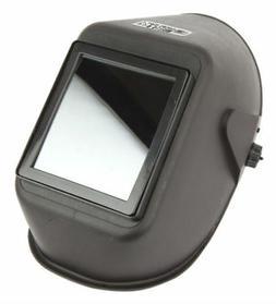 Forney 55673 Welding Helmet, Bandit II Fixed, Shade-10