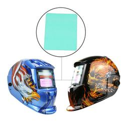 5Pcs 11.5x9x0.1cm Auto Darkening Welding Helmet Outside Exte