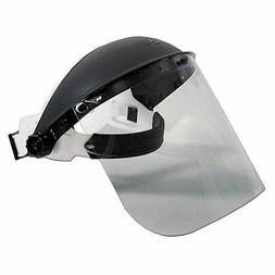 Hobart 770118 Face Shield Clear with Ratchet Head Gear