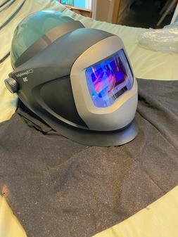 3M Speedglas 9100XXI Auto Darkening Welding Helmet/ Hard Hat