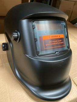 New ACF Solar Auto Darkening Welding/Grinding Mask hood Hat