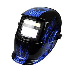 Instapark ADF Series GX-500S Solar Powered Auto Darkening We