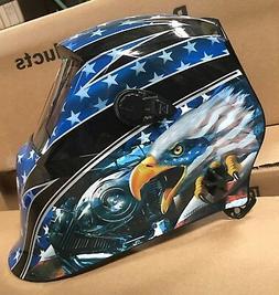 AEW700AD Auto Darkening Certified Welding/grinding Helmet ma