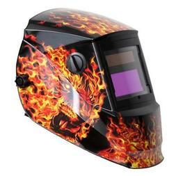 Antra AH6-260-6104 Solar Power Auto Darkening Welding Helmet