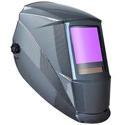 Antra AH7-860-001X Solar Power Auto Darkening Welding Helmet