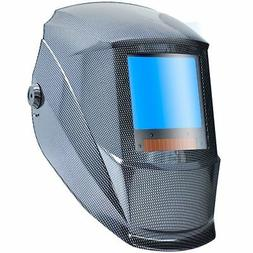 Antra® AH7-X30P-001X Solar Power Auto Darkening Welding Hel