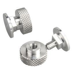Aluminum Pipeliner helmet fasteners(Round),Welding helme