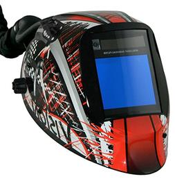 "ArcOne AP-IDF81-1523 Vision Welding Helmet with 5 x 4"" Intel"