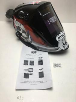 """ArcOne AP-IDF81 Vision Welding Helmet with 5 x 4"""" Intelligen"""