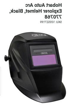 HOBART AUTO ARC Explorer Series Auto Darkening Welding Helme