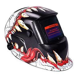 Auto Darkening <font><b>Welding</b></font> <font><b>Helmet</