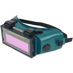 Auto Darkening Personal Protective Equipment LCD Welding Hel
