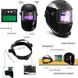 Dekopro Auto Darkening Solar Welding Helmet Arc Tig Mig Weld