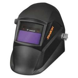 HOBART 770746 Auto Darkening Welding Helmet, Black