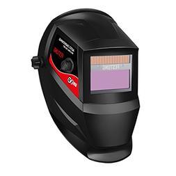 Doitpower Auto-Darkening Welding Helmet Entry Level Solar-po