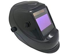 Blank&Black Auto-Darkening  Welding Helmet with High Optical