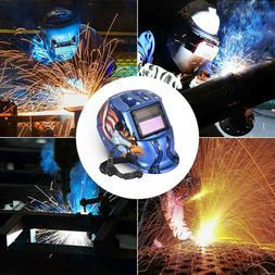 Auto Darkening Welding Helmet Mask Grinding Welder Hood Dril
