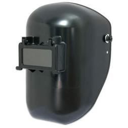 HONEYWELL FIBRE-METAL 5906BK Welding Helmet, Shade 10, Black