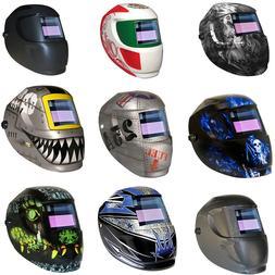 Carrera ArcOne Welding Helmet With Auto Darkening 1000F Filt