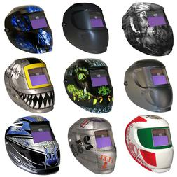 Carrera ArcOne Welding Helmet With Auto Darkening 4500V Filt