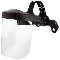 Neiko Clear Polycarbonate Face Shield with Visor