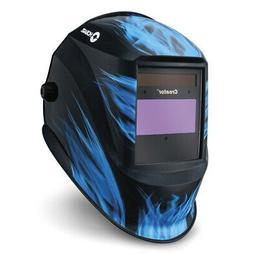 creator series auto darkening welding helmet w