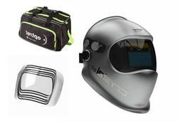 Optrel Crystal 2.0 1006.900 Welding Helmet Free duffel bag a