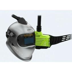 Optrel Crystal Silver 2.0 Welding Helmet - e3000 PAPR System