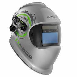 e684 series silver welding helmet opt1006 500