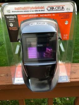 HOBART Explorer Series: Auto Arc Auto-Darkening Welding Helm