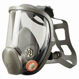 3M Full Facepiece Respirator 6000 Series