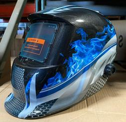 FSK certified mask Auto Darkening Welding Helmet+Grinding ch