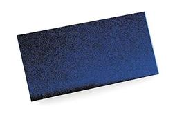 Sellstrom Glass Plate, Heat Treated, 2x4.25, Shade 12-16512