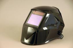 HTP Striker Supreme XL Black Auto Darkening Welding Helmet H